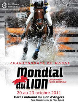 Lion d'Angers : édition 2011