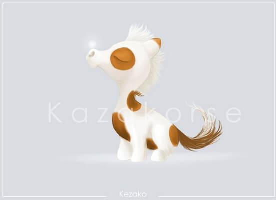 élevage de chevaux virtuels