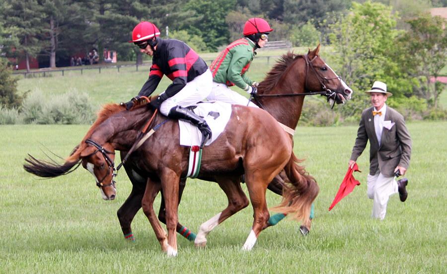 gérer un cheval nerveux