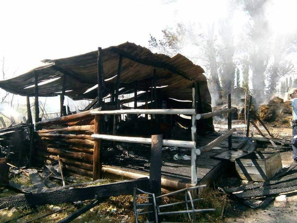 incendie aux écuries souspiron