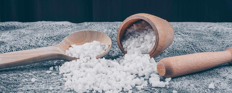 fabriquer pierre à sel cheval