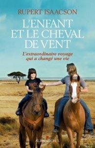 L'enfant et le cheval de vent, livre de Rupert Isaacson