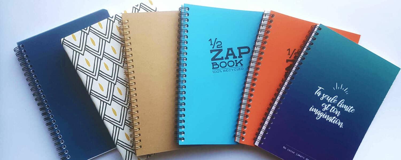 idées créatives pour remplir vos carnets et cahiers