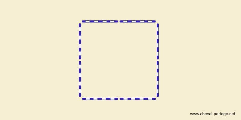 Schéma du dispositif du carré d'Andy Booth