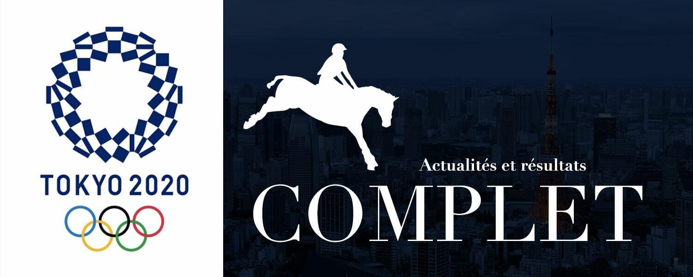 jo tokyo - résultats concours complet d'équitation