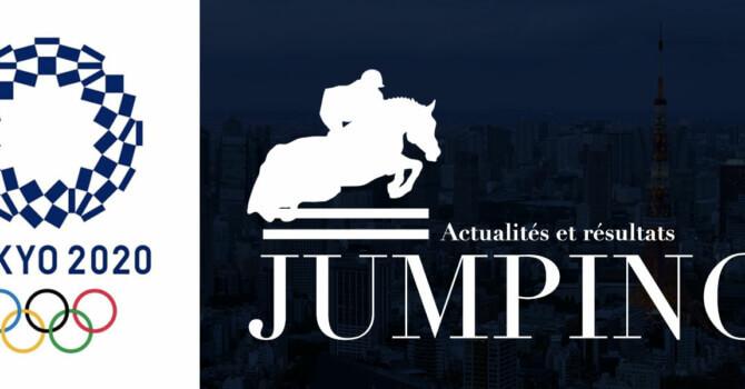 jo tokyo - résultats concours de saut d'obstacles